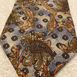 Brand New Super Stylish Tie By ETIENNE AIGNER